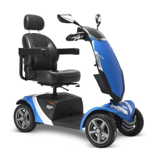 Rascal Vecta Sport Mobility Scooter Blue