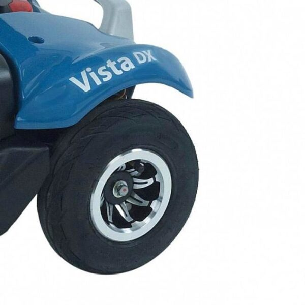 Rascal Victa mobility electric scooter wheel
